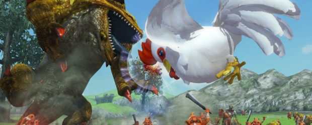 Wer die ultimative Version von Hyrule Warriors haben möchte, sollte den Frühling in Auge behalten. Im Frühjahr veröffentlicht Nintendo die Hyrule Warriors: Definitive...