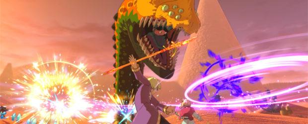 """Darauf haben Fans gewartet: Ni no Kuni II ist """"gold""""! Das heißt, das Spiel wurde fertiggestellt und geht ins Presswerk. Eine weitere Verschiebung dürfte also..."""