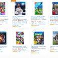 Amazon hat eine neue 3 für 2 Aktion gestartet, die sich über die Kategorien Games, Blu-ray und DVDs sowie CDs und Vinyl erstreckt. Mit dabei sind tausende Artikel...