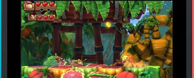 Nintendo Switch profitiert einmal mehr vom lukrativen First-Party-Katalog der gescheiterten Nintendo Wii U. Auch Donkey Kong Country: Tropical Freeze...