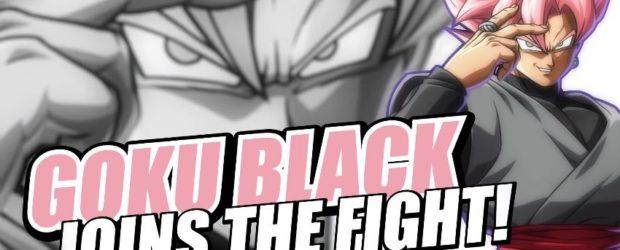 Bandai Namco hat mit Goku Black einen weiteren spielbaren Charakter aus Dragon Ball FighterZ vorgestellt. In einem neuen Trailer seht ihr erste Gameplay-Szenen...