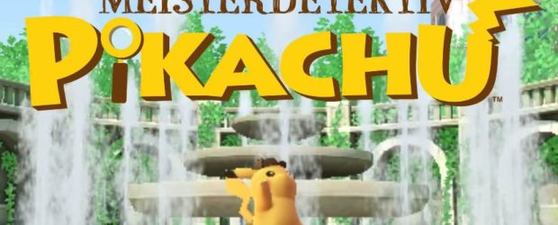 Nintendo und The Pokémon Company werden Detective Pikachu im Westen ab dem 23. März 2018 als Meisterdetektiv Pikachu ermitteln lassen. Das Spiel basiert...