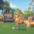 Beschrieben wird My Time at Portia als ein 3D-Sandbox-RPG-Adventure, inspiriert von Harvest Moon, Stardew Valley und Animal Crossing, spielerisch...