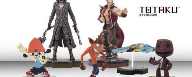 In Kürze wird es zu verschiedenen PlayStation-Figuren eine neue Figurenreihe geben, die an Nintendos amiibo erinnert. Die kleinen Figürchen werden allerdings...