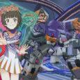"""Das zehnte Charaktervideo zu A Certain Magical Virtual-On stellt euch Kazari Uiharu sowie Virtuaroid SAV-326-D/9/VSL GRYS-VOK """"Judge Igniters"""" vor und zeigt..."""