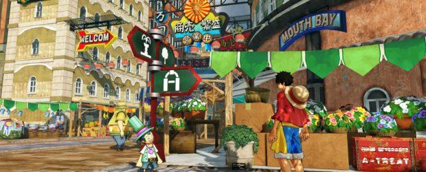 Bandai Namco hat einige neue Details und Screenshots zu One Piece: World Seeker veröffentlicht. So bestätigt man - na klar -, dass auch die Strohhutbande...