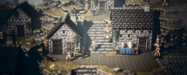 """Die vor wenigen Tagen bei Nintendo Direct vorgestellte Special Edition """"Compendium Edition"""" zu Octopath Traveler von Square Enix für Nintendo Switch..."""