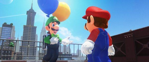 """Der im Januar angekündigte, kostenlose DLC zu Super Mario Odyssey ist ab sofort erhältlich. Spieler können das neue Mini-Spiel """"Ballonjagd"""" spielen, aber..."""