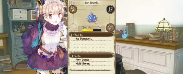 Heute im Fokus: Das Ambitious Journal und der große Alchemie-Test. Neue Screenshots zeigen außerdem drei neue Welten, einen Boss und einige Charaktere...
