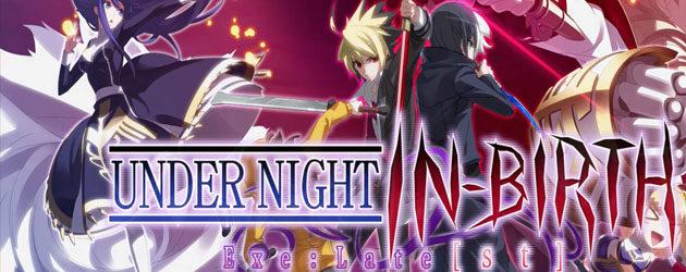 Das Spielhallen-Kampfspiel mit dem zufällig zusammengewürfelt wirkenden Titel Under Night In-Birth Exe Late[st] geht mit einer Erweiterung in die zweite Konsolen...
