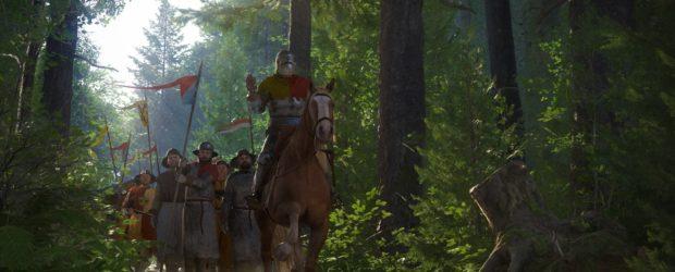 Kingdom Come: Deliverance bietet eine deutsche Sprachausgabe, wie wir bereits im letzten Trailer hören durften. Nun veröffentlichten Entwickler Warhorse Studios...
