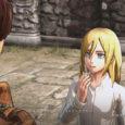 Ihr habt bereits Eren und Levi aus Attack on Titan 2 in ziviler Kleidung gesehen. Heute geben sich Krista und Ymir die Ehre, die euch beweisen, dass sie auch in normaler...