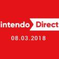 Nintendo hat - wie immer sehr kurzfristig - eine neue Ausgabe von Nintendo Direct angekündigt. In der neuen Ausgabe soll es um kommende Nintendo-Switch...