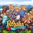 Regalia lässt sich von japanischen RPG-Klassikern inspirieren, will aber auch eine moderne Mischung aus guten alten Abenteuern und dynamischem Storytelling...