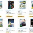"""Aktuell läuft bei Amazon eine """"3 für 2""""-Aktion in der Kategorie Anime - mit dabei sind unzählige Serien, aber auch Studio-Ghibli-Filme! Über 2.000 Produkte..."""