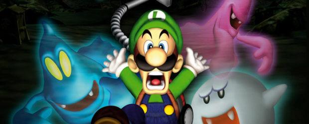 Es begann als Tech-Demo und erschien schließlich 2002 als Launch-Titel für Nintendo GameCube. Die Rede ist natürlich von Luigi's Mansion...