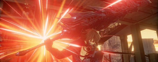 Ein Soulsborne-Spiel mit Vampiren und düsterer Anime-Optik. Die perfekte Mischung aus God Eater und Bloodborne. Wir haben Code Vein angespielt!
