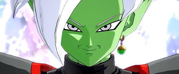 Fusion Zamasu entsteht als Fusion des Zukunfts-Zamasus mit Goku Black mittels der Potara-Ohrringe. Dank der Super Dragon Balls hat Fusion Zamasu ultimative...