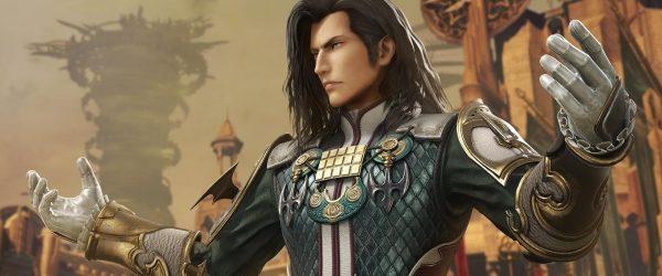 Mit Vayne Carudas Solidor ist ab heute der erste Season-Pass-Charakter für Dissidia Final Fantasy NT erhältlich. Dem charismatischen Antagonisten aus Final...