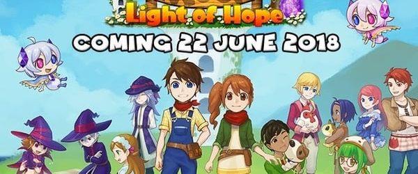In Europa wird Harvest Moon: Light of Hope Special Edition am 22. Juni für PlayStation 4 und Nintendo Switch erscheinen. Für den Vertrieb hierzulande ist Rising...