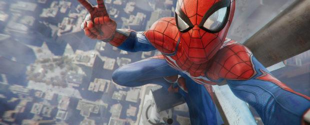 Gleich drei PS4-Spiele konnten sich an die Spitze der Software-Charts schieben. Ganz oben thront Spider-Man, das sich über 125.000 Mal verkaufen konnte...