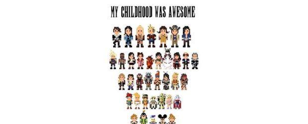 Voller Nostalgie denken wir zurück an die Videospiele unserer Kindheit. Damals gab es scheinbar nichts, was uns so begeistern konnte, nichts hat uns länger...