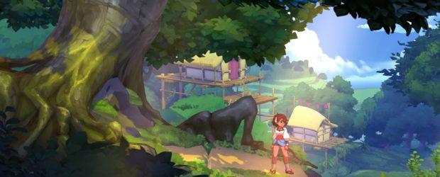 In Indivisible spielt ihr das Mädchen Ajna, die mysteriöse Kräfte erlangt und sich auf die Suche nach deren Ursprung macht. Die Welt erkundet ihr dabei in 2D...