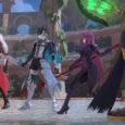 In Fate/Extella Link wird man nicht nur alleine gegen große Gegnermassen ins Gefecht geschickt, sondern kann sich auch mit weiteren Mitspielern verbünden.