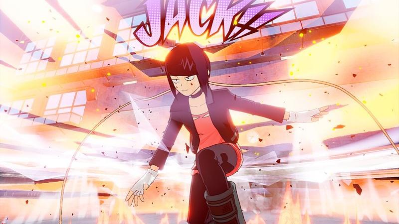 My Hero Ones Justice: Aktionen, Charaktere und Bilder