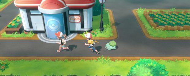 Ihr könnt euch auch einige Spielgrundlagen in aller Ruhe ansehen, zum Beispiel das Fangen von Pokémon, das Tauschen und das Kämpfen gegen andere Trainer...