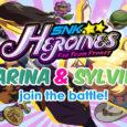 Zarina und Sylvie hatten ihr Debüt zwar erst in The King of Fighters XIV, doch das hält sie nicht ab, auch den Roster in SNK Heroines: Tag Team Frenzy aufzupeppen..