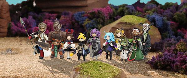 Das Rollenspiel für Smartphones und PCs basiert auf dem erfolgreichen Terra Battle. Viel ist zu diesem Spiel nicht bekannt, auch einen genauen Releasetermin...