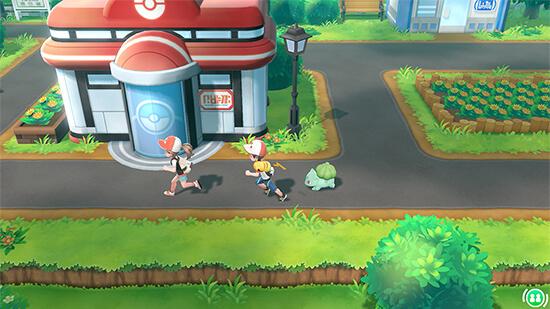 Pokémon Let's Go Koop-Modus