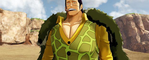Schon in der letzten Ausgabe der Weekly Jump wurden Sakazuki (Akainu), Kuzan (Aokiji) und Sir Crocodile als neue Charaktere für One Piece: World Seeker...