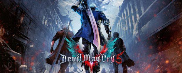 Im neusten Teil macht sich nicht nur Dante auf die Jagd, auch Dämonenjäger Nero und der mysteriöse V mischen das Dämonenpack ordentlich auf.
