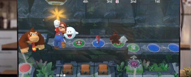 Mario Party ist zurück - damit war im Laufe der Jahre sicher auch auf Nintendo Switch zu rechnen. Das Seriendebüt für Nintendos neue Konsole heißt Super...