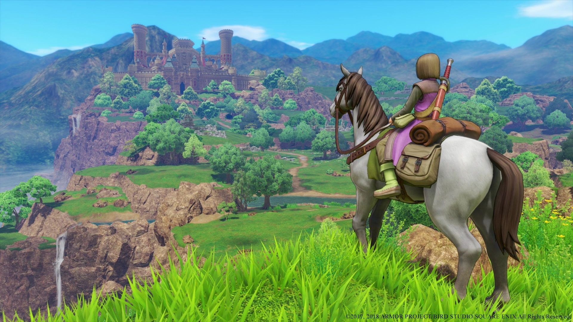 Dragon Quest XI Preview