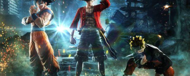 Mit Jump Force von Bandai Namco und Spike Chunsoft steht ein abgedrehter Crossover-Fighter mit Gästen aus Anime-Reihen wie Dragon Ball, One Piece und...
