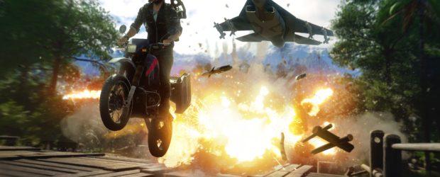 Just Cause 4 war dank Vorab-Leaks eines der vielen offenen Geheimnisse der E3 2018. Bei der Xbox-Pressekonferenz hatte das neue Action-Sandbox-Game...