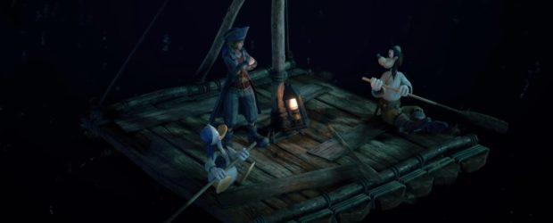 Im Trailer zeigen Square Enix und Disney, dass Captain Jack Sparrow und seine Crew erneut von Sora besucht werden. Wie bereits im zweiten Ableger der Reihe...