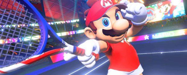 Die dritte Woche in Folge kann Mario Tennis Aces die Spitze der japanischen Verkaufscharts verteidigen. Dafür reichen dem Spiel gut 32.000 verkaufte Einheiten. Der...