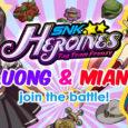 Nach der unbeabsichtigten Enthüllung von Luong gesellte sich inzwischen auch Mian zu den Kämpferinnen in SNK Heroines: Tag Team Frenzy. Mian feierte...