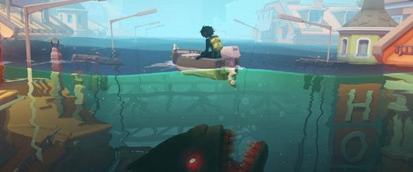 Bei der Pressekonferenz von EA auf der großen E3-Bühne hatte auch das kleine deutsche Entwicklerstudio Jo-Mei einen Auftritt. Man präsentierte Sea of Solitude...