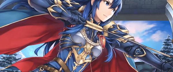 Legendäre Heldin Lucina Für Fire Emblem Heroes