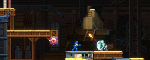 Freunde von Mega Man aufgepasst - ob der neue, elfte Ableger der Videospiel-Reihe nach eurem Geschmack ist, könnt ihr ab dem 4. September selber testen...