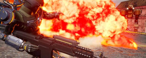 D3 Publisher ruft seit gestern wieder zu den Waffen. Alle Spieler, die gewillt und imstande sind, können ab sofort die Reihen im Kampf um die Erde stärken.