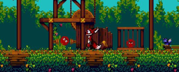 Der 16-bit-Platformer Tanglewood ist ab sofort für PCs und Sega Mega Drive erhältlich. Richtig gehört! Eine echte Neuveröffentlichung für die alte Sega-Konsole...