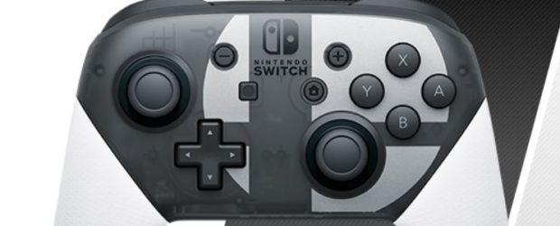 Heute kündigte Nintendo den speziellen Pro Controller im Super-Smash-Bros-Ultimate-Design nicht nur offiziell für Nordamerika, sondern auch für Europa an...