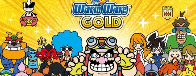 Wir schreiben das Jahr 2018 und nach sieben Jahren erhält der gelb-gekleidete Gierschlund Wario mit WarioWare Gold sein Spieldebüt auf Nintendo 3DS...