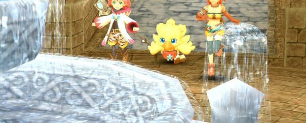 Neben den Final-Fantasy-Spielen wird Square Enix auch einen Serienableger für Nintendo Switch und PS4 neu veröffentlichen: Chocobo's Mystery Dungeon...